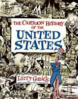 Cartoon History of the United States, Paperback by Gonick, Larry, Brand New, ...