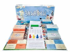 BOARD GAME EKIVOKI НАСТОЛЬНАЯ ИГРА ЭКИВОКИ (2 EDITION) РУССКИЙ ЯЗЫК