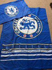 Chelsea Football Club Single Duvet Set Only £1.00