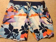 Billabong Men's Surf Swim Trunks Board shorts size 34 NEW Sundays Airlite Sky