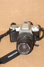 Pentax MZ-50 camera and  lense