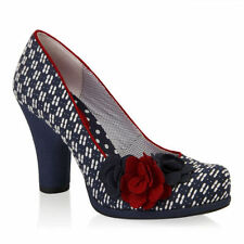 Ruby Shoo Court Block Party Heels for Women