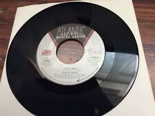 Stevie Nicks- Talk To Me- I Can't Wait Unplayed 45rpm