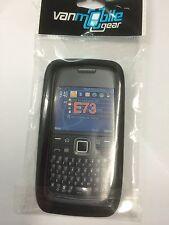 Nokia E73 Silicon Case Cover in Black. Brand New in Original package.