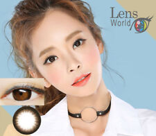 Big Eye Chocolate Brown Farbige Kontaktlinse Korean Color Contact Lenses-DIA14.3