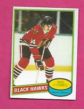 1980-81 OPC # 61 HAWKS MIKE OCONNELL  ROOKIE NRMT CARD (INV# C3245)