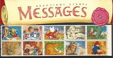 1994 GREETINGS MESSAGES PRESENTATION PACK  G3