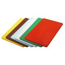 TABLA CORTE / TABLA CORTAR COCINA - 45 x 30 x 1,2 cm - POLITILENO ALTA DENSIDAD