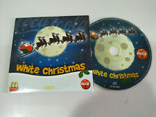 White Christmas CD 3 Promocional Bing Crosby Frank Sinatra - CD - 2T