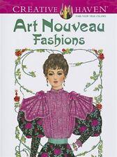 Art Nouveau Fashions by Sun, Ming-Ju -Paperback