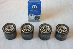 For 1985-1993 Dodge Ramcharger Oil Filter Mopar 58844BT 1986 1987 1988 1989 1990