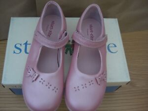 A must for Parties by Start-rite Apple Butter in pink opaline  size UK 13.5 E
