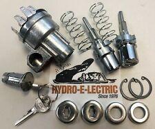 NEW 1955-1956 Chevrolet/GMC Truck Ignition Lock & Switch & Double Door lock set