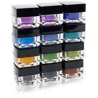 SHANY Smudge Proof Gel liner Set - Set of 12 Colors - Masquerade