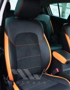 seat covers Set Hyundai Tucson III (2015 - 2018) premium leather alcantara