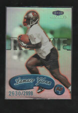 LAMARR GLEEN 1999 FLEER MYSTIQUE ROOKIE CARD #117   /2999