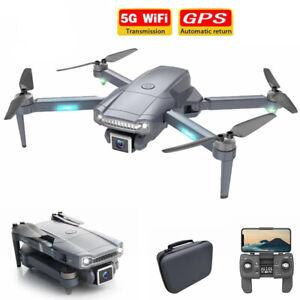 4K HD Dual Camera S179 Drone GPS 5G WIFI FPV Professional Foldable RC Quadcopter