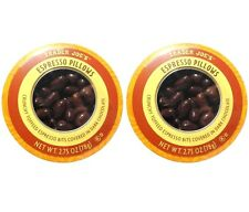 Trader Joe's Espresso Pillows Dark Chocolate Toffee + Coffee Cocoa Butter 2-PACK