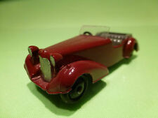 DINKY TOYS 38D  ALVIS - RARE SELTEN - IN GOOD CONDITION