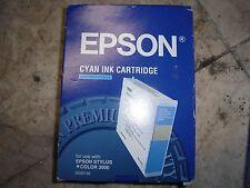 New ! Genuine Epson Stylus color 3000 Magenta Ink Cartridge S020126