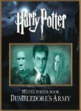 Dumbledore's Army (Harry Potter Deluxe Poster Book) By J K Rowling
