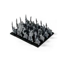 Warhammer Fantasy - Orcs & Goblins - Night Goblin Spearmen Unpainted