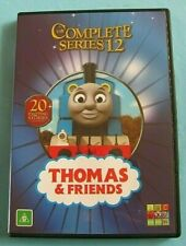 THOMAS & FRIENDS Series 12 DVD Region 4