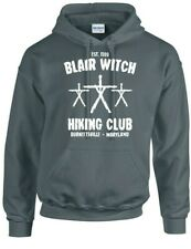 """INSPIRED BY THE BLAIR WITCH PROJECT """"HIKING CLUB"""" HOODIE"""