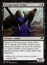 MTG Magic ORI FOIL - Undead Servant/Servant mort-vivant, French/VF