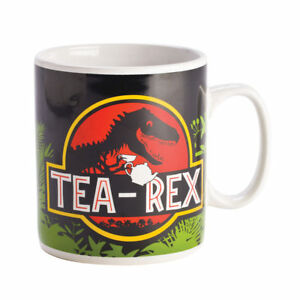 Tea-Rex Giant Mug tea cup gift coffee funny ceramic t rex 900ml dinosaur t-rex