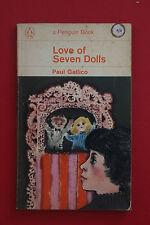 *VINTAGE* LOVE OF SEVEN DOLLS by Paul Gallico - Penguin (Paperback, 1963)