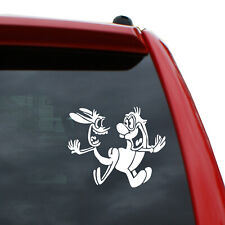 """Ren and Stimpy Vinyl Decal 