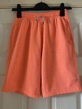 Boys Next Orange Jersey Summer Shorts Age 12