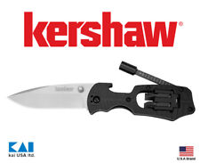 "Kershaw Knives 1920 Select Fire Folding Knife 3.4"" 8Cr13MoV Blade With 4 Bits"