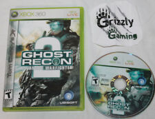 USED Ghost Recon 2 Advanced Warfighter Xbox 360 (NTSC) -Canadian Seller-
