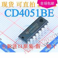 10 PCS 74HC4053D SOP-16 74HC4053 SMD multiplexer demultiplexer New#R2020