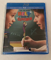 Help I Shrunk My Teacher Blu-ray/dvd No Digital, I combine Shipping