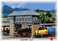 Faller Spur N 222160 Poste de relais Bruegg#neuf emballage d'origine#