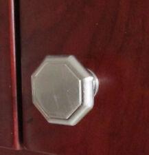 "Lot of 50 1-3/8"" Satin Nickel Kitchen Cabinet Door Drawer Handle Pull knob K02SN"