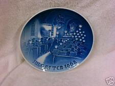Bing & Grondahl 1968 Christmas Plate