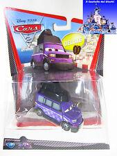Cars 2 Personaggio Deluxe # 11 KIMURA KAIZO in Metallo by Mattel Disney Pixar