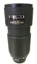 Nikon ED AF Nikkor 80-200mm 1:2.8 f/2.8 D Lens - GREAT CONDITION! #2