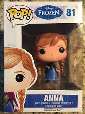 Funko Pop! Disney: Frozen - Anna #81 Vinyl Figure