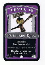 Munchkin Nightmare Before Christmas Pumpkin King Promo Card Steve Jackson Games