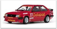 SUNSTAR 4963 4964 FORD ESCORT Mk3 1600i model touring car DATAPOST BSCC 1:18th