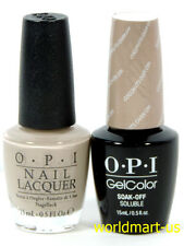 OPI Gel & Nail Polish FIJI Collection NL & GC F89- Coconuts Over OPI