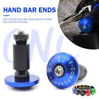 Handlebar Cap Hand Grips Bar End For Yamaha N-MAX NMAX 125 155 TMAX 500 530 VMAX