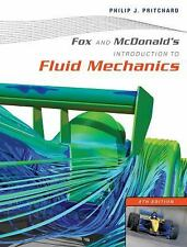 FAST SHIP - PRITCHARD 8e Fox and McDonald's Introduction to Fluid Mechanics  S77