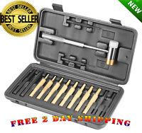 Gun Maintenance Gunsmithing Equipment Firearm Repair Tools Set Kit Hammer Punch
