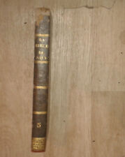 MAISTRE DE SACY. La Bible. Nouveau testament. Tome 2. 1835-36.  12 pl./12.